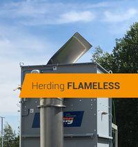 Herding® FLAMELESS
